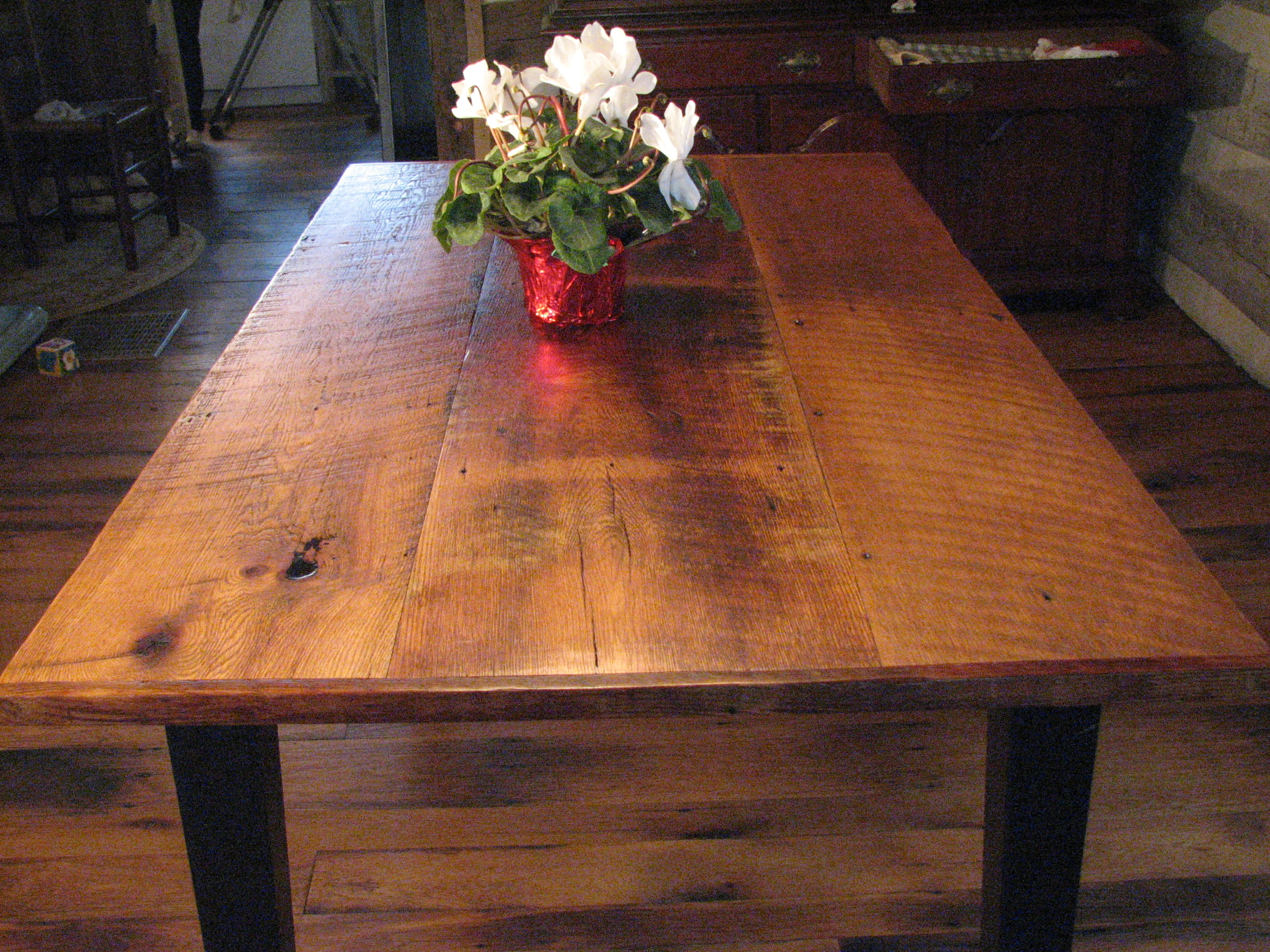 Great Tables Made By Reclaimed Innovationsreclaimed Wood