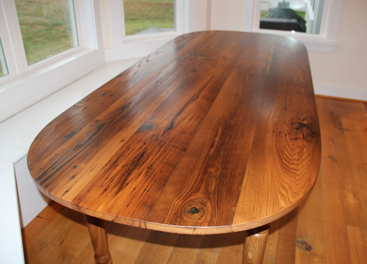 Oak Kitchen Table Finish