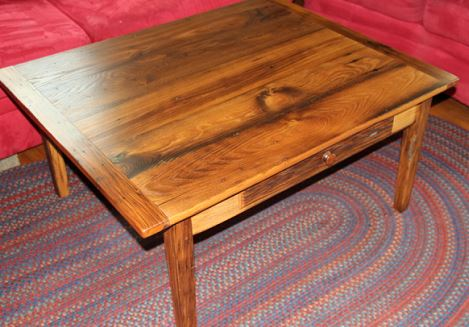 Genial Chestnut Coffee Table
